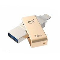 16Gb - PQI iConnect mini Gold 6I04-016GR2001. Интернет-магазин Vseinet.ru Пенза
