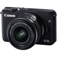 EOS M10 kit 15-45 IS STM Black. Интернет-магазин Vseinet.ru Пенза