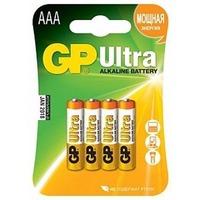 Элемент питания GP Ultra Alkaline 24AU-2CR4 AAA бл 4. Интернет-магазин Vseinet.ru Пенза