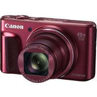 "Фотоаппарат Canon PowerShot SX720HS красный 21.1Mp 40x 3"" 1080p SDXC WiFi NB-13L. Интернет-магазин Vseinet.ru Пенза"