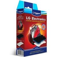 Фото Комплект фильтров Topperr FLG 73 для пылесосов LG. Интернет-магазин Vseinet.ru Пенза