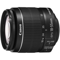 Объектив Canon EF-S 18-55mm f/3.5-5.6 IS II. Интернет-магазин Vseinet.ru Пенза