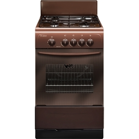 Плита Gefest ПГ 3200-08 К19 газовая коричневая
