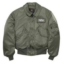 Куртка CWU 45-P Sage Green Alpha Industries M. Интернет-магазин Vseinet.ru Пенза