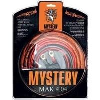 Набор проводов для усилителя MYSTERY MAK 4.04. Интернет-магазин Vseinet.ru Пенза