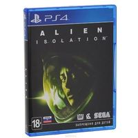 Alien Isolation (русская версия) PS4. Интернет-магазин Vseinet.ru Пенза
