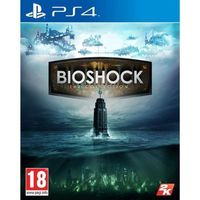 Bioshock HD Collection PS4. Интернет-магазин Vseinet.ru Пенза