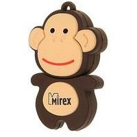 "USB-флешка 8 Gb Mirex MONKEY BROWN, ""обезьянка"". Интернет-магазин Vseinet.ru Пенза"
