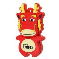 Флешка Mirex Flash DRAGON 8Гб,  USB 2.0, красная (13600-KIDDAR08). Интернет-магазин Vseinet.ru Пенза