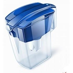 Фильтр-кувшин Аквафор Лайн / 2.8 л / 170 л / синий