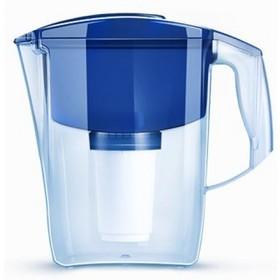 Фильтр-кувшин Аквафор Арт / 2.8 л / 300 л / синий