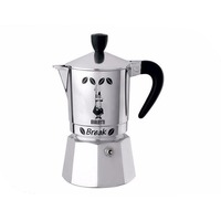 Bialetti Break Black на 3 чашки 2712. Интернет-магазин Vseinet.ru Пенза