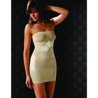 Моделирующее платье CB-TUBINO Control Body gold bianco 4-L/XL. Интернет-магазин Vseinet.ru Пенза
