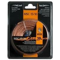 Акустический кабель MYSTERY MSC-15/10  1.5mm 10м. Интернет-магазин Vseinet.ru Пенза