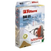Пылесборники FILTERO DAE 01 (4) Экстра. Интернет-магазин Vseinet.ru Пенза
