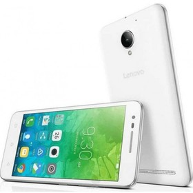 Смартфон Lenovo VIBE C2 POWER, 16Гб/LTE, 2 SIM, белый