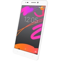 Смартфон BQ Aquaris M5.5 32Gb 3Gb, 32Гб/LTE, 2 SIM, белый. Интернет-магазин Vseinet.ru Пенза
