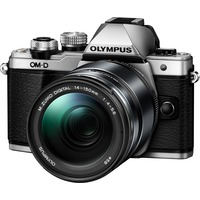Olympus OM-D E-M10 Mark II Kit 14-150 mm F/4-5.6 II Silver-Black. Интернет-магазин Vseinet.ru Пенза