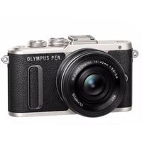 Olympus PEN E-PL8 Kit 14-42 mm EZ-M1442EZ Black-Black. Интернет-магазин Vseinet.ru Пенза