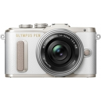 Olympus PEN E-PL8 Kit 14-42 mm EZ-M1442EZ White-Silver. Интернет-магазин Vseinet.ru Пенза