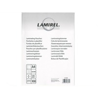 Fellowes Lamirel А4 125мкм 100шт LA-78660. Интернет-магазин Vseinet.ru Пенза
