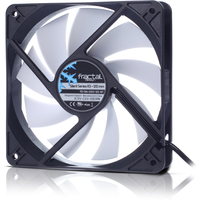 Fractal Design Silent Series R3 120mm FD-FAN-SSR3-120-WT. Интернет-магазин Vseinet.ru Пенза