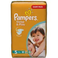 Pampers Sleep & Play Junior 11-18кг 74шт 4015400354314. Интернет-магазин Vseinet.ru Пенза