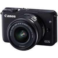 Canon EOS M3 Kit EF-M 15-45 IS STM Black. Интернет-магазин Vseinet.ru Пенза