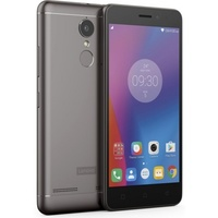 Смартфон Lenovo K6 Power, 16Гб/LTE, 2 SIM, серый. Интернет-магазин Vseinet.ru Пенза
