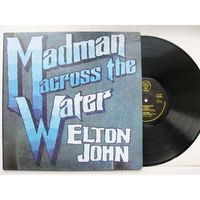 Виниловая пластинка Elton John Madman Across The Water, BOOK. Интернет-магазин Vseinet.ru Пенза