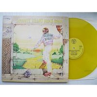 Виниловая пластинка Elton John Goodbye Yellow Brick Road 2 LP, YELLOW VINYL. Интернет-магазин Vseinet.ru Пенза