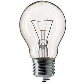 Лампа Philips 871150035456384 Stan 60W E27 230V A55 CL (прозрачная)
