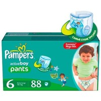Pampers Pants Extra Large 16+кг 88шт 4015400697558. Интернет-магазин Vseinet.ru Пенза