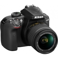Nikon D3400 Kit 18-55 mm AF-P Black (гарантия Nikon). Интернет-магазин Vseinet.ru Пенза