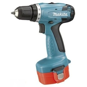 Дрель-шуруповерт Makita 6281DWPLE / 14.4 В /10 мм / 36 Нм / в кейсе