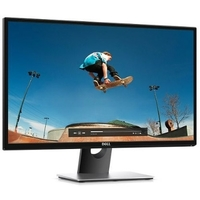 "Монитор Dell 27"" SE2717H черный IPS LED 6ms 16:9 HDMI матовая HAS Pivot 300cd 178гр/178гр 1920x1080 DisplayPort FHD USB. Интернет-магазин Vseinet.ru Пенза"