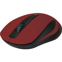 Мышь Defender MM-605 беспроводная, USB, красная. Интернет-магазин Vseinet.ru Пенза