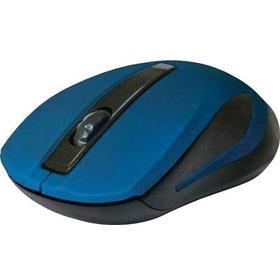 Мышь Defender MM-605 беспроводная, USB, синяя
