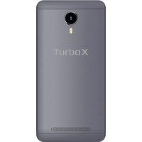 Смартфон Turbo X5 SPACE, 8Гб, 2 SIM, серый. Интернет-магазин Vseinet.ru Пенза