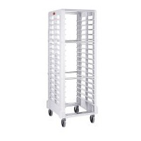 Rubbermaid Тележка FG332400OWHT (Max System). Интернет-магазин Vseinet.ru Пенза