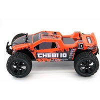 1/10 4WD Brushed Truck, 1/10 Brushed ESC, RC550 Brushed motor, 3kg servo, 7.2V 1800mah Ni-mh battery w/charger, 2.4G radio. Интернет-магазин Vseinet.ru Пенза
