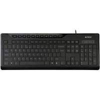Клавиатура A4Tech B800 проводная, USB, черная. Интернет-магазин Vseinet.ru Пенза