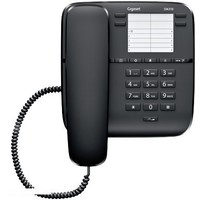 Телефон GIGASET DA310 чёрный. Интернет-магазин Vseinet.ru Пенза