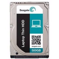 Жесткий диск HDD  Seagate Laptop Thin HDD ST500LM021, 500Гб, SATA 6Gb/s, 7200 об/мин, 32 Мб. Интернет-магазин Vseinet.ru Пенза