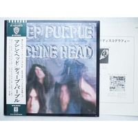 Виниловая пластинка Deep Purple Machine Head OBI, GTF, JP INS, POSTER. Интернет-магазин Vseinet.ru Пенза