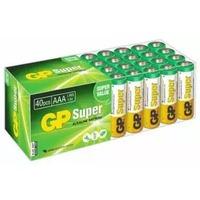 Батарея GP Super Alkaline 24A LR03 AAA (40шт). Интернет-магазин Vseinet.ru Пенза