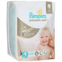 Подгузники Pampers Premium Care, Maxi 4 (8-14 кг), 20 шт.. Интернет-магазин Vseinet.ru Пенза