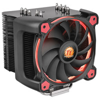Thermaltake Cooler Riing Silent 12 Pro Red CL-P021-CA12RE-A. Интернет-магазин Vseinet.ru Пенза