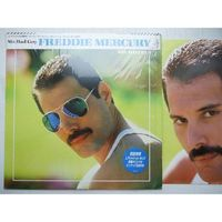 Виниловая пластинка Freddie Mercury Mr. Bad Guy OBI, JP INS. Интернет-магазин Vseinet.ru Пенза