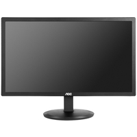 "Монитор AOC 23.8"" I2480SX(00/01) черный IPS LED 5ms 16:9 DVI матовая 250cd 1920x1080 D-Sub FHD. Интернет-магазин Vseinet.ru Пенза"